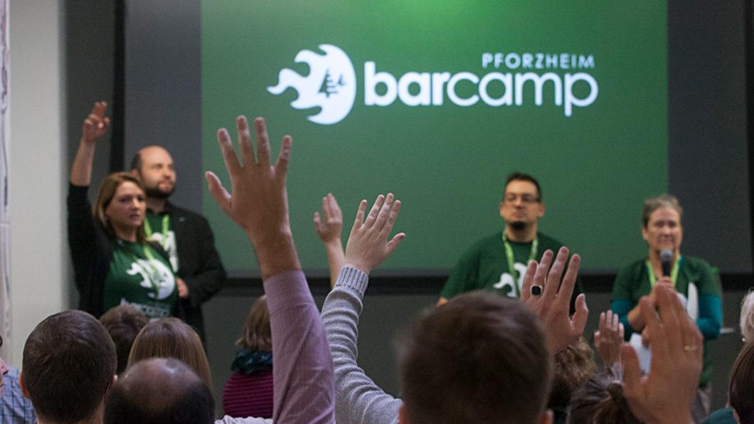Die Barcamp-Saison beginnt!